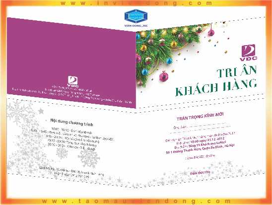 In thiệp Giáng sinh - Noel 2016 | In Card Visit lấy ngay | Xuong in an lay nhanh tai Ha Noi va HCM